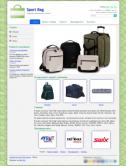 Сайт - продажа рюкзаков и сумок